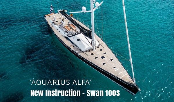 Nautor Swan 100 s