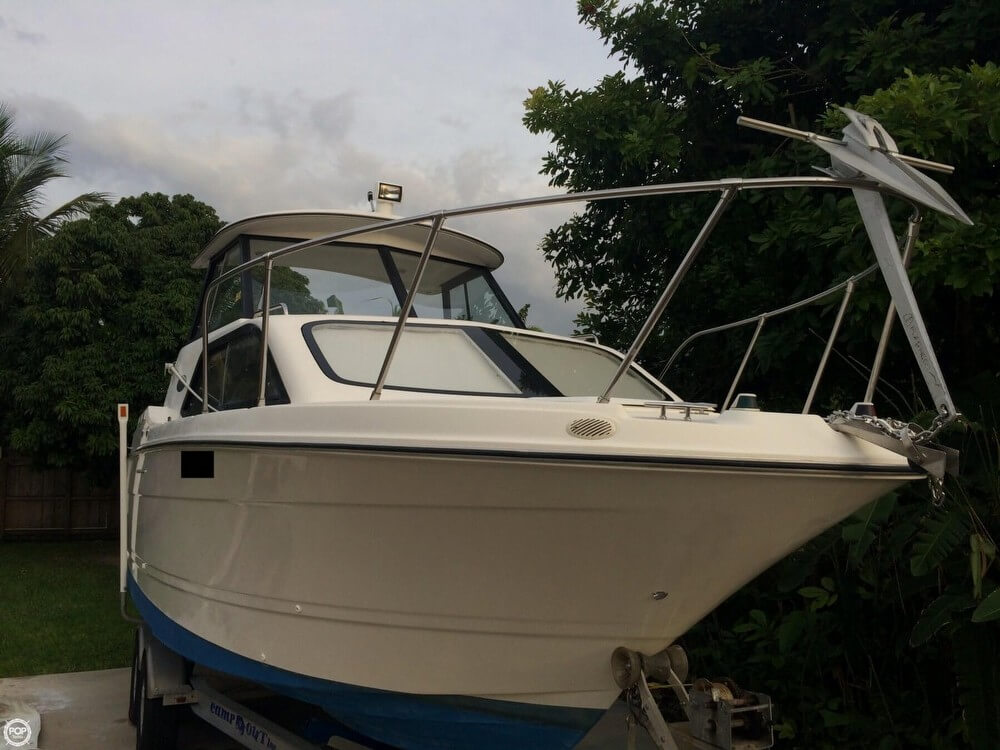 Bayliner Ciera Classic 2452 2002 Bayliner Ciera 2452 for sale in Miami, FL