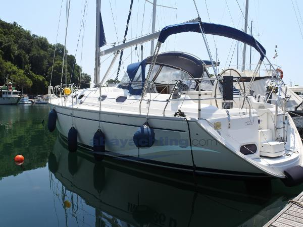 Dufour Yachts Gib Sea 41 - Gibsea 41 Abayachting Gibsea 41 1