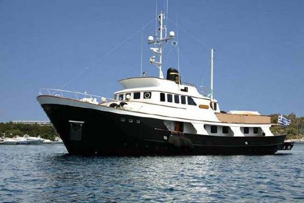 Custom Kristiansands Expedition Yacht Conversion