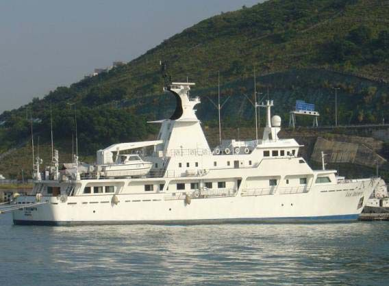Expedition Yacht Photo 1