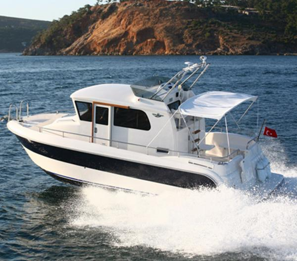 Viking Marin 285 Pilot PROFILE
