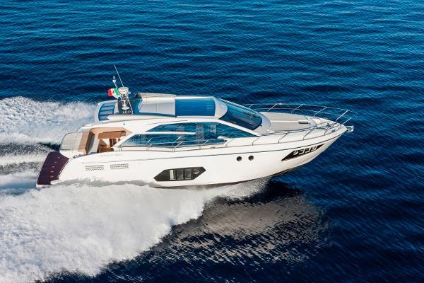 Absolute 56 STY Express Sport Yacht