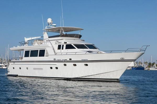 Lowland Yachts Motor Yacht