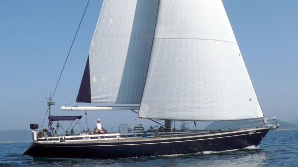 Nautor Swan 53 Sailing Yacht