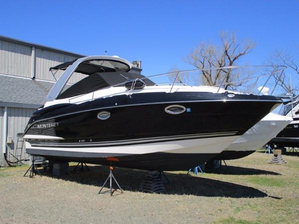 Monterey Cruiser 295SY
