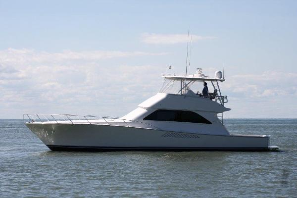Viking 56' Convertible Profile