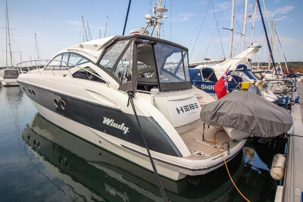 Windy 44 Chinook Windy 44 Chinook For Sale