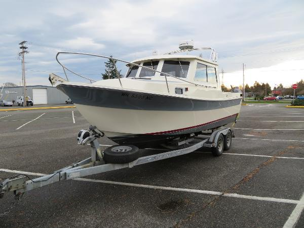 Sea Sport 2200 Sportsman