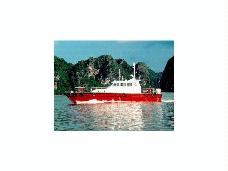 Alu-Kajutboot Karelli 48