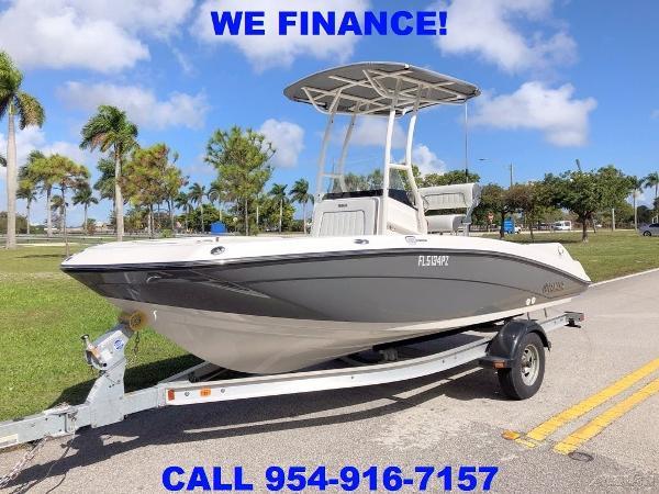 Yamaha Boats 190 SPORTFISH