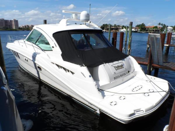 Sea Ray 48 Sundancer 2007 Sea Ray 48 Sundancer - Port Aft