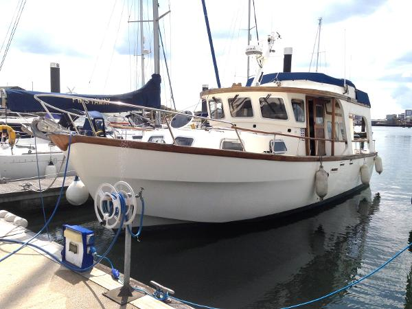 Colvic Craft 38 Trawler Colvic 38 Trawler