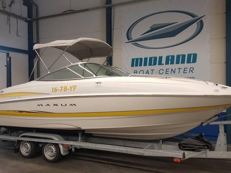 Maxum Maxum 2100 SC Cuddy