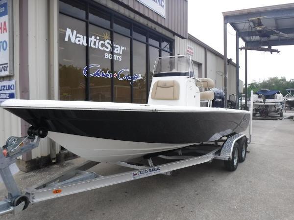 NauticStar 227 XTS DLX