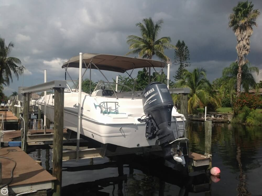 Hurricane 237 SUNDECK 2006 Hurricane 237 Sundeck for sale in Cape Coral, FL