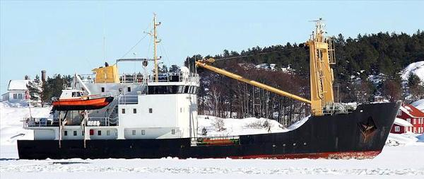 Custom Ice Multi Support Vessel