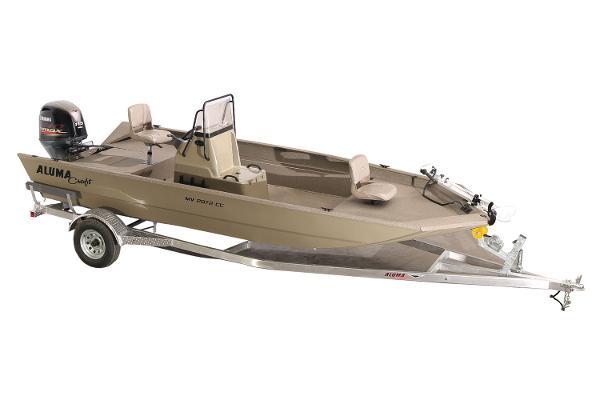 Alumacraft MV 2072 AW CC