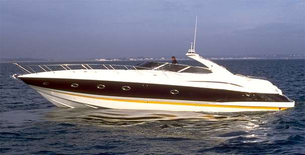 Sunseeker Predator 58 Manufacturer Provided Image