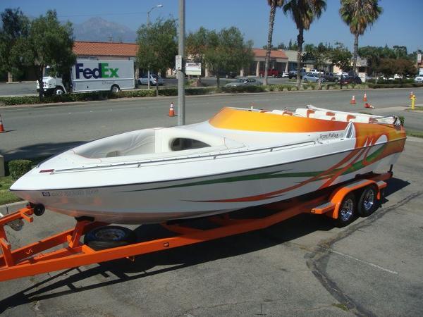 Kachina Boats