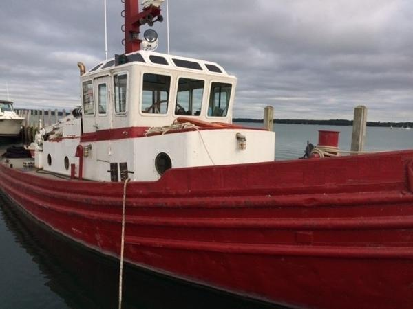 Commercial Tug/Work Boat