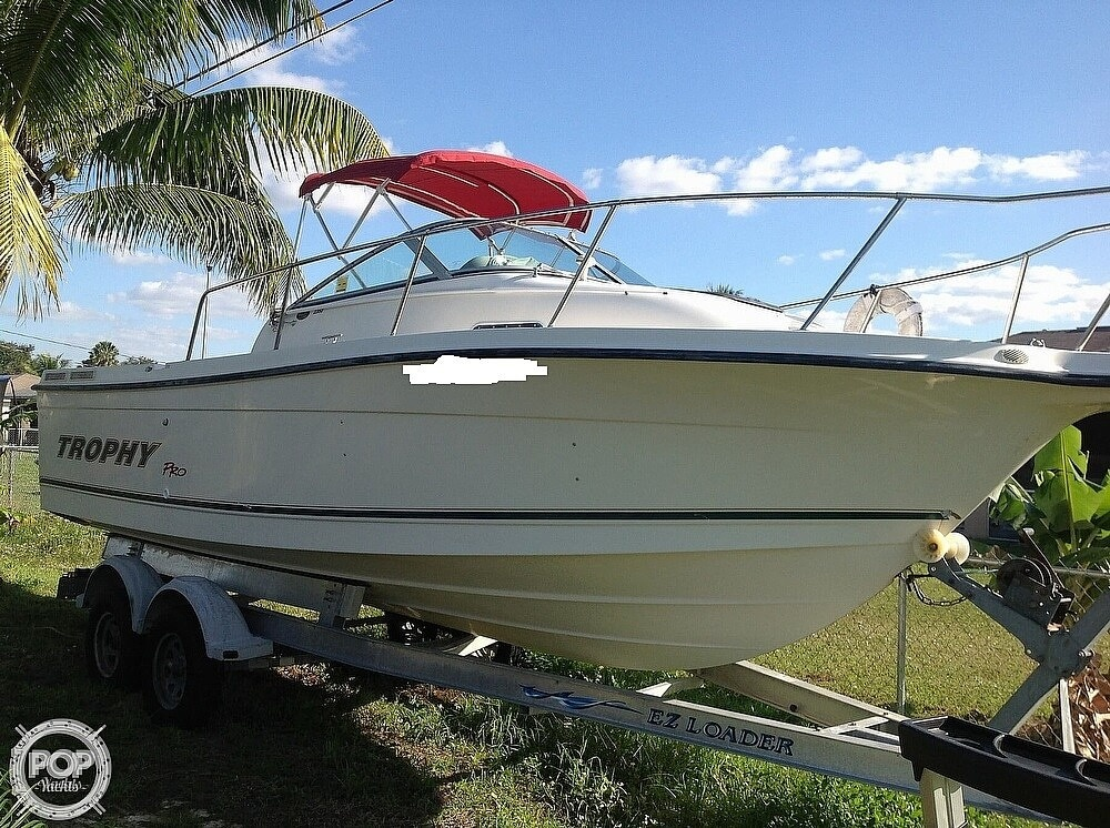 Trophy Pro 2352 WA 2002 Trophy 24 for sale in Cape Coral, FL