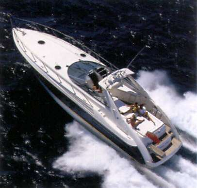 Sunseeker Camargue 51 Manufacturer Provided Image