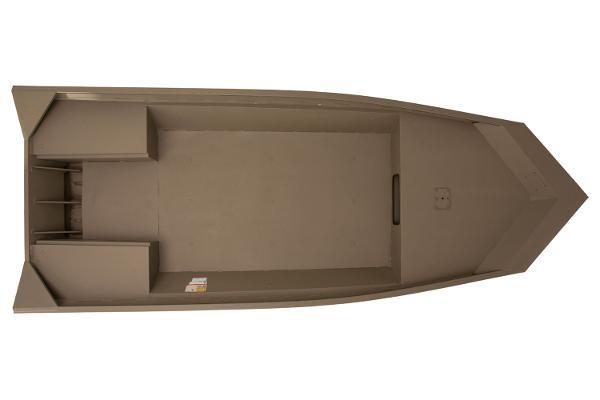 Alumacraft MV 2072 AW Tiller