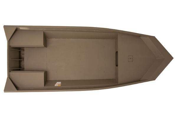 Alumacraft MV 2072 AW Tunnel