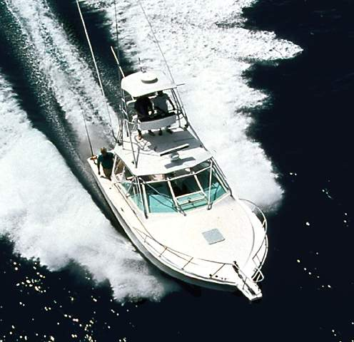 Cabo yachts 31 Express Manufacturer Provided Image