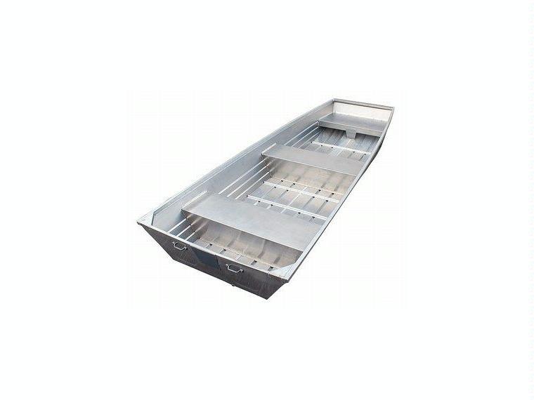 Alu-Marine Boot J15 Silver-Edition