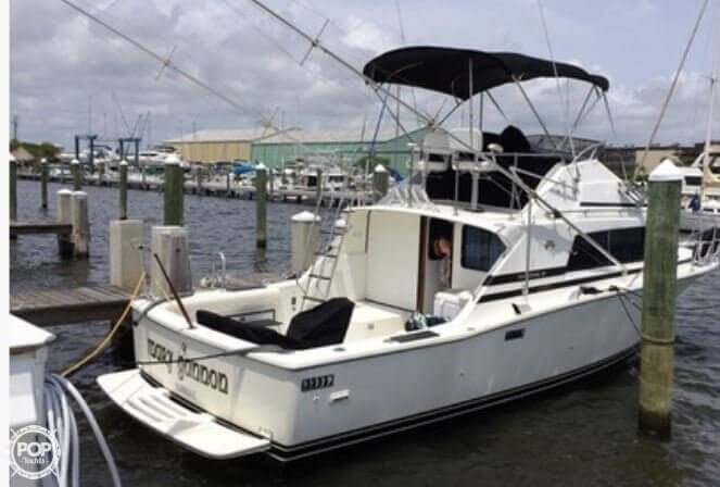 Bertram 33 1987 Bertram 33 for sale in Lantana, FL