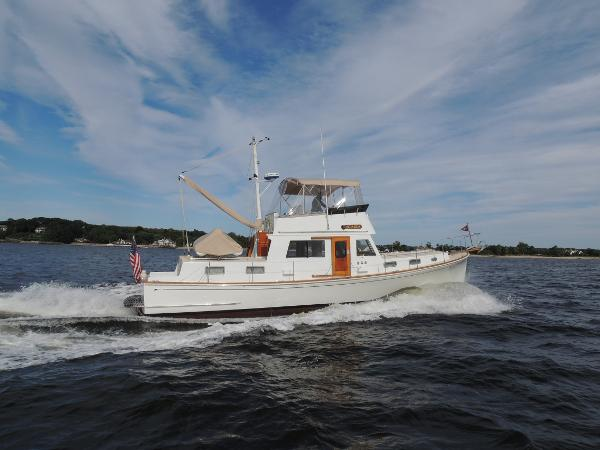 Jarvis Newman - Lyman Morse Trawler Jarvis Newman/Lyman Morse 46