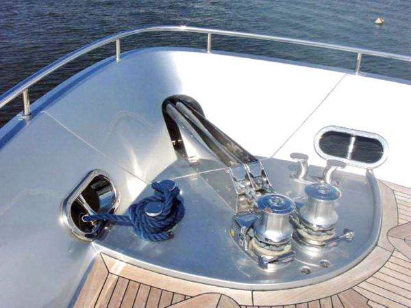 Anchor Windlass - 2500 w