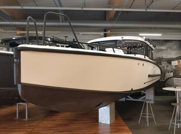 XO Boats XO 270 RS Cabiin OB
