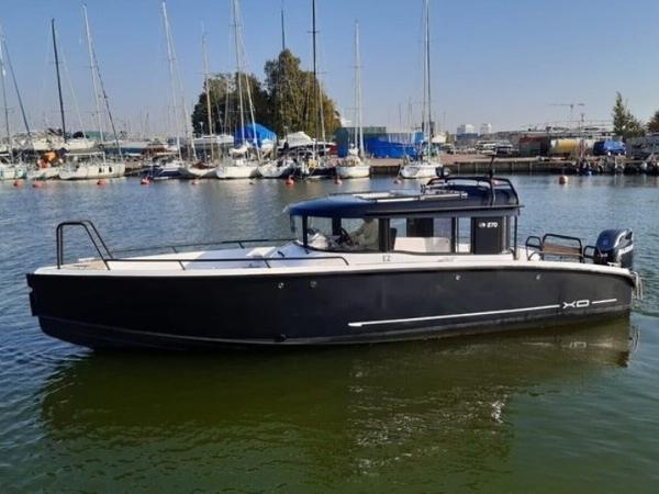 XO Boats XO 270 RS Cabin OB
