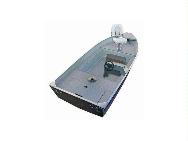 Alu-Marine Boot Fish 450 SC DLX