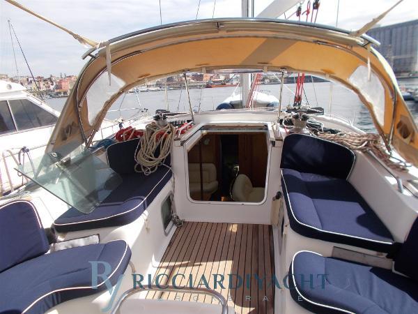 Jeanneau Sun Odyssey 54 DS DSCN0770