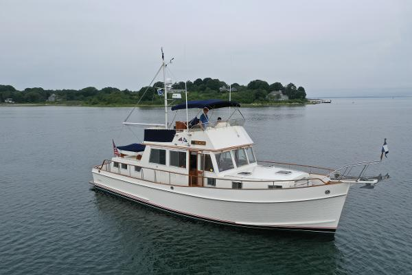 Grand Banks 46 Classic Flybridge