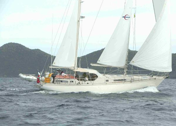 Amel Mango Amel Mango - AYC International Yachtbrokers