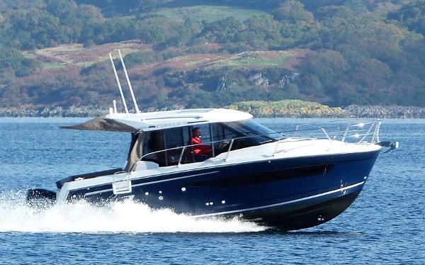 Jeanneau Merry Fisher 895