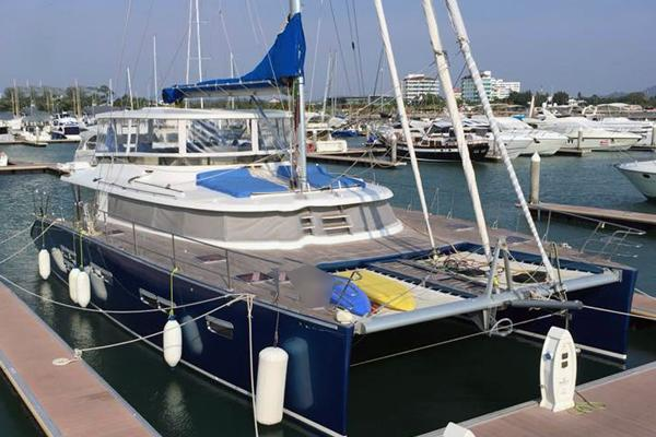 Albatross Catamaran Luxury 60