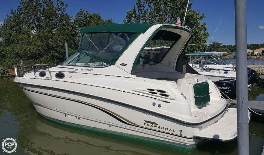 Chaparral Signature 300 1999 Chaparral Signature 300 for sale in Huron, OH