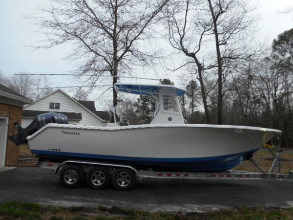 TIDEWATER BOATS 280 CC NY  79 hr Buy Tax Free li