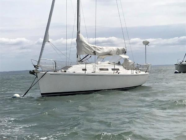 J Boats J/32 Profile 1