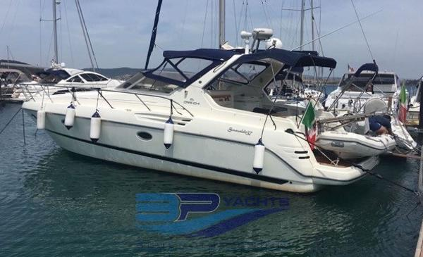 Cranchi Smeraldo 37 Barca
