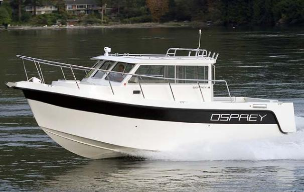 Osprey Pilothouse 30 Long Cabin