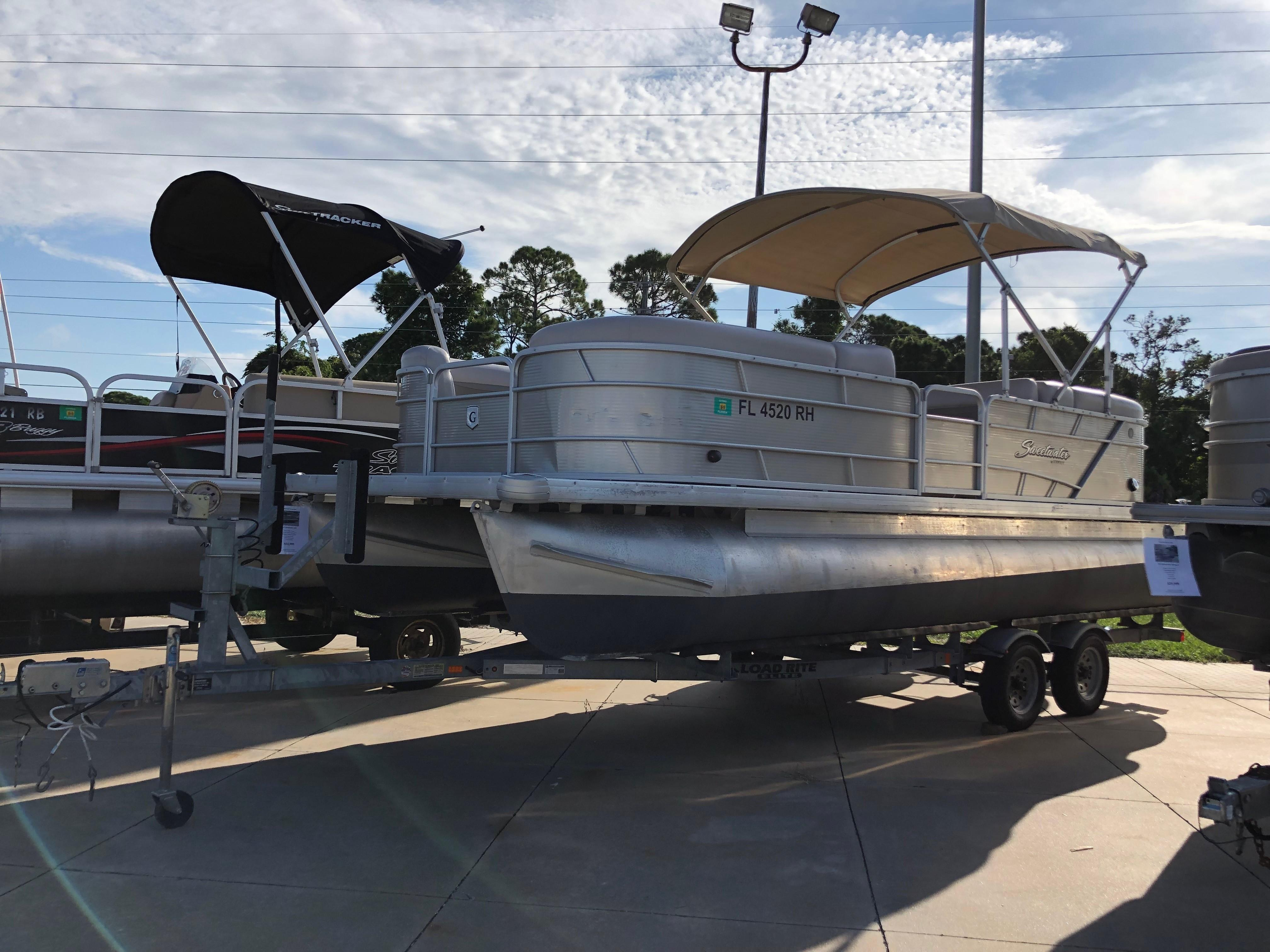 2017 Sweetwater 2286, Englewood Florida - boats.com