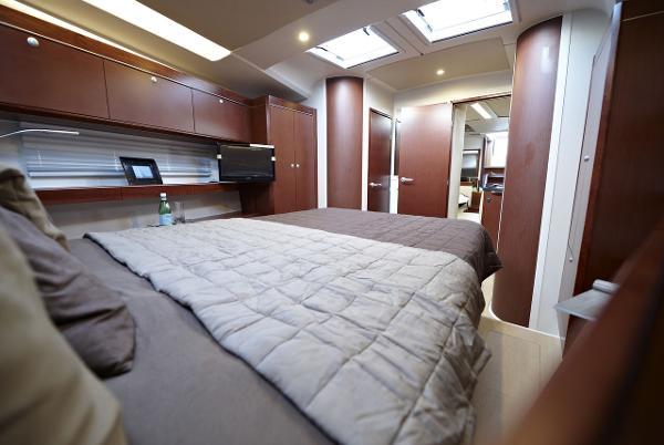 Hanse 575 Cabin