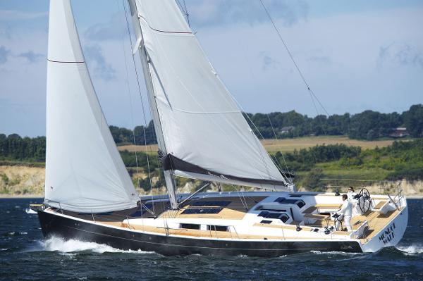 Hanse 575 Manufacturer Provided Image: Hanse 575